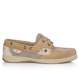 Tan Sperry Top-Sider